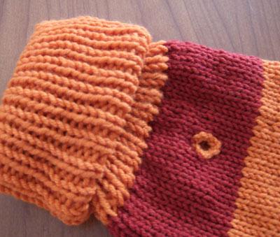 maglia rasata, cannolè
